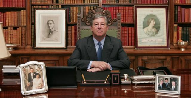 HRH Crown Prince Alexander II