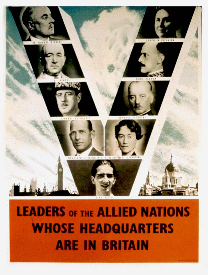Leaders of Allied Nations