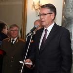 Prisutnima se obratio i Nj.E. g-din Aleksandar Čepirun, ambasador Ruske Federacije u Srbiji