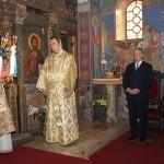 Sagrada Liturgia na Capela Real de Santo André, o Primeiro-chamada