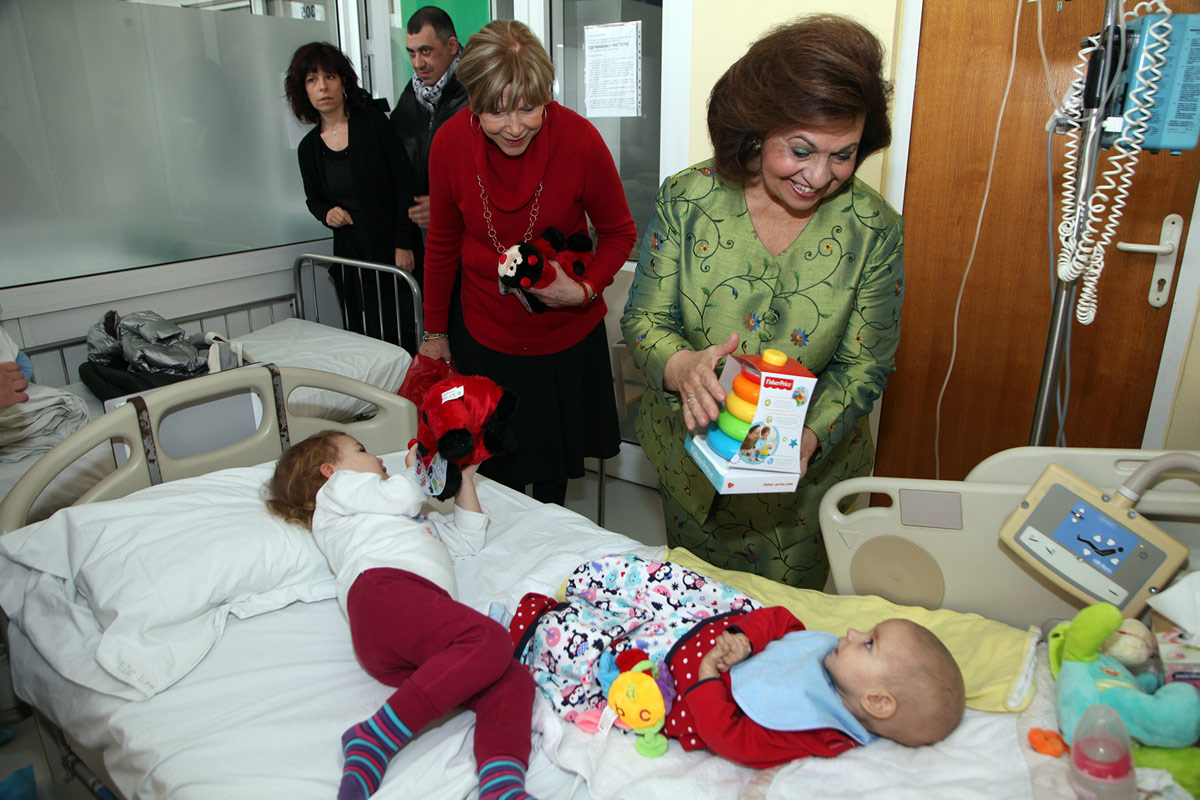 Princess Katherine's humanitarian activities on Christmas Day ...