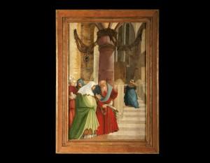 Presentation of the Virgin, Master of Pulkau, 1505-1520