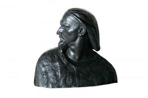 Аутопортрет уметника, Иван Мештровић, 1933.