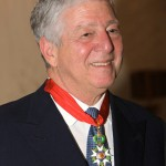 HRH Crown Prince Alexander with the Order of the Legion of Honor in the rank of commander