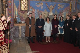 Speech of His Holiness Patriarch Irinej of Serbia after the Liturgy at the Royal Chapel of St. Andrew the First Called