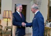 Crown Prince Alexander and the Prince of Wales