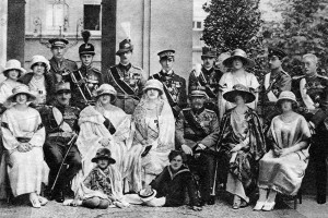 The wedding of HM King Alexander I and HRH Princess Maria of Romania, 8 June 1922