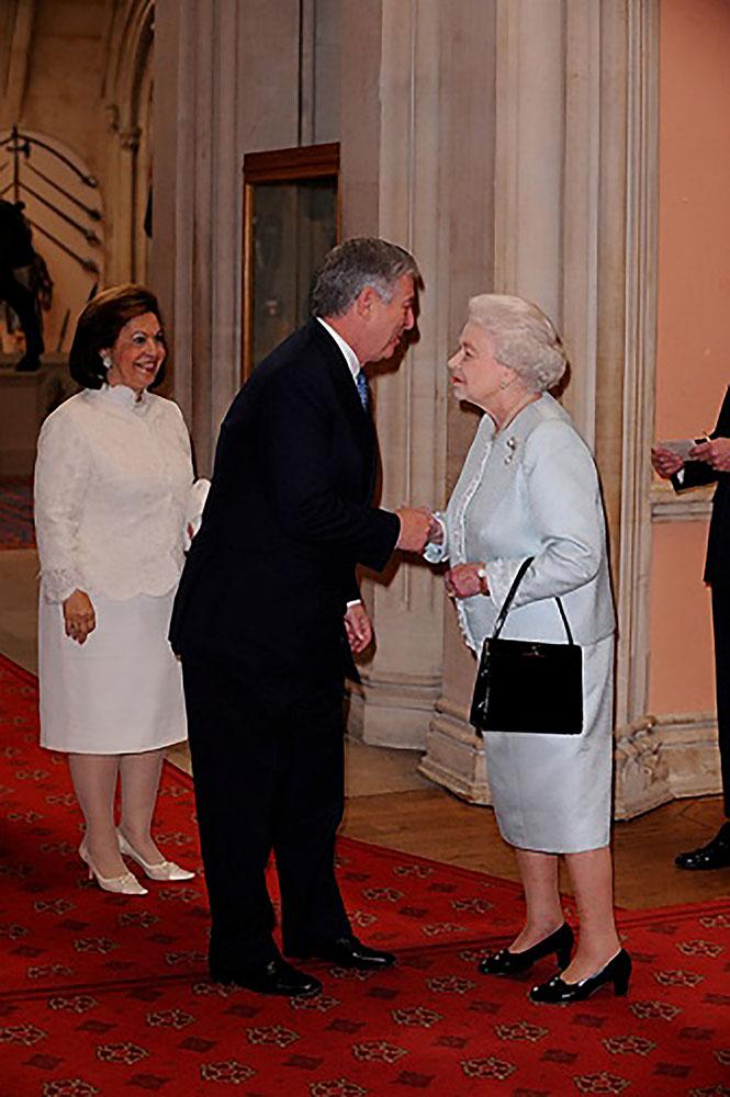 Diamond Jubilee of Queen Elizabeth II, London, May 2012
