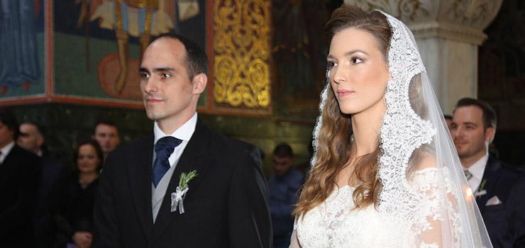 wedding of prince mihailo and princess ljubica
