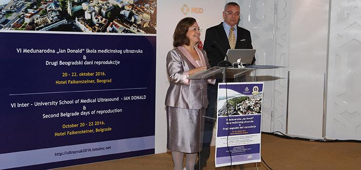 Princeza Katarina i prof. dr Ljubić