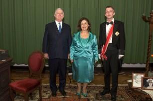 Престолонаследник Александар, Принцеза Катарина и Владимир Балашћак