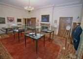 "Exhibition ""Heraldry of the House of Karadjordje"" at the White palace"