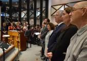Humanitarian concert at Fairfield Evangelical church in Northwood Hills