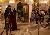 Speech by His Grace Arsenije, Bishop of Toplica