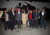 "Second ""Panowine"" Gathering of winemakers from Croatia, Slovenia and Serbia at the Royal Winery in Oplenac"