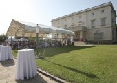 Reception for the best high school graduates at the White Palace