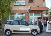 "New FIAT 500L for the Health Center ""Žabalj"""