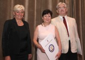 Dr. Dusica Babovic-Vuksanovic receives Honorary membership to the Medical Chamber of Serbia