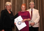 Dr. Vesna D. Garovic receives Honorary membership to the Medical Chamber of Serbia