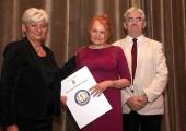 Dr. Vesna D. Garovic receives Honorary membership to the Medical Chamber of Serbia