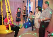 "New sensory room at the school for children with special needs ""Mara Mandic"" in Pancevo"