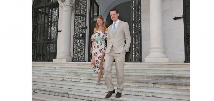 Danica Marinkovic i nj.k.v. princ Filip