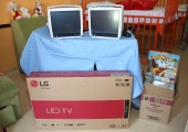 Patient monitors and LG TV for the children's department of the Clinic for Neurosurgery at the Clinical Center of Serbia