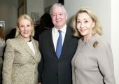 Marina Pellecchi, HRH Crown Prince Alexander, Susan Gutfreund