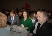 HRH Crown Princess Katherine at the Lifeline Canada fundraising