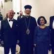 Mr. Branko Terzic, Ms. Vera Matkovic, HRH Crown Prince Alexander, His Grace the Right Reverend Irinej, HRH Crown Princess Katherine, HE Mr. Djerdj Matkovic, Ms. Terzic