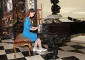 Pijanistkinja Anđela Dinić