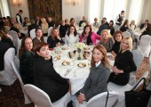 Humanitarian lunch at the White palace
