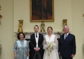 TRH Crown Princess Katherine, Prince Philip, Princess Danica, Crown Prince Alexander