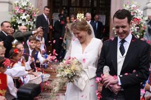 TRH Princess Danica and Prince Philip