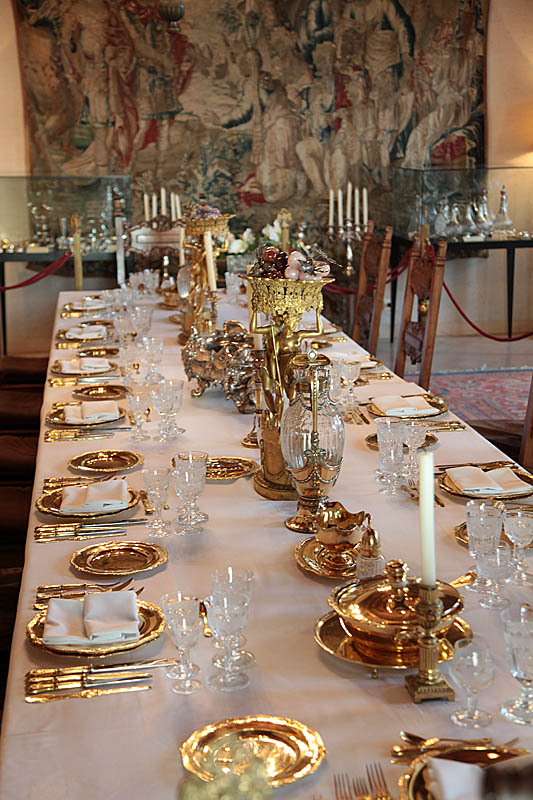 December 2017 The Art Of The Royal Dining Room The Royal