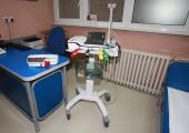 Elektrokardiograf (EKG) i pumpa za infuziju za Institut za zdravstvenu zaštitu majke i deteta Srbije