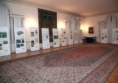 """The exhibition """"King Peter II in the Slovenian Alps"""" at the White Palace"""