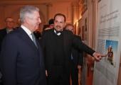 HRH Crown Prince Alexander and Mr. Nani Poljanec