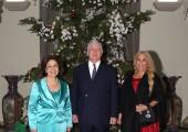 Nj.K.V. Prestolonaslednik Aleksandar, Nj.K.V. Princeza Katarina i g-đa Alison Endrjuz