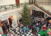 Božićni prijem na Belom dvoru