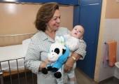 Њ.К.В. Принцеза Катарина у посети Клиничком центру Бања Лука