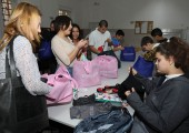 "Children from Home for Children and Youth ""Vasa Stajic"""