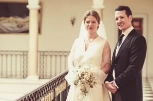 Njihova Kraljevska Visočanstva Princeza Danica i Princ Filip