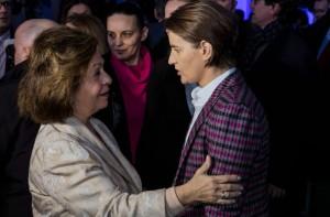 Njeno Kraljevsko Visočanstvo Princeza Katarina i Nj.E. g-đa Ana Brnabić, premijer Republike Srbije