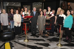 Opening of the Easter Bazaar at the BIG FASHION Shopping Center