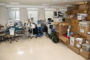 Medicinska oprema za KBC Zemun
