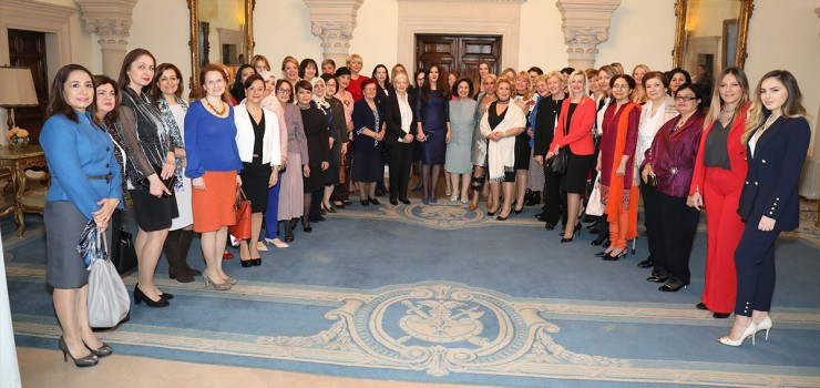 International Women's Day at the Royal Palace
