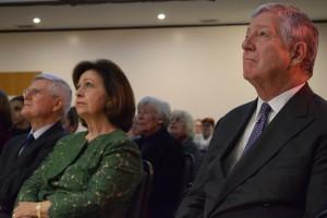 Nj.K.V. Princeza Katarina i Prestolonaslednik Aleksandar na humanitarnom koncertu u Nortvud Hilsu