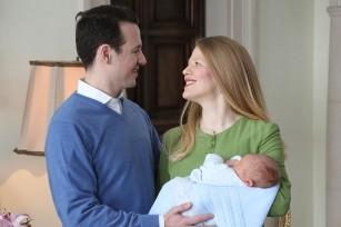 Nj.K.V. Princ Filip, Princeza Danica i Princ Stefan