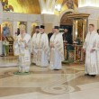 Easter liturgy at St. Sava Temple